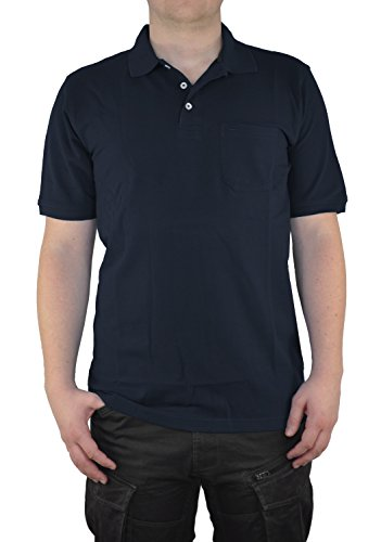 Michaelax-Fashion-Trade -  Polo  - Basic - Maniche corte  - Uomo Blau(19)