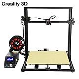 Laecabv Creality CR-10S5 3D Drucker 3D-Druckmaschinen Großes Bauvolumen DIY 3D Printer 500 -Kombi -215500 -Kombi -2mm - Positioning Accuracy 0,012mm - Motion Speed 200 mm/s