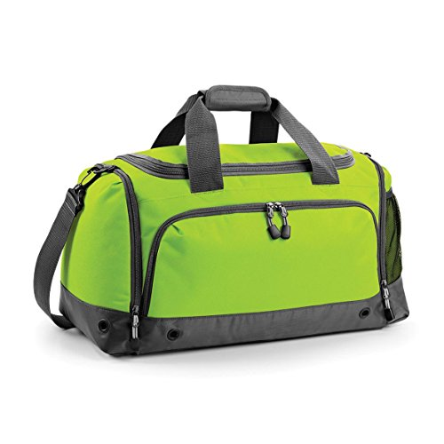 BagBase Sports Holdall Lime Green