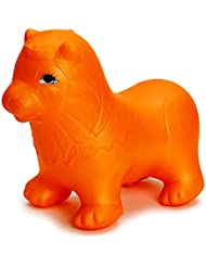Togu Leo das Lerntier, orange