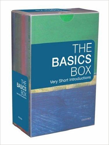 The Basics Box Set: Very Short Introductions Boxed Set