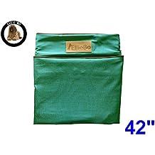 Ellie-Bo Carcasa Impermeable Perro Cama de Repuesto, 100 x 66 cm, Extragrande