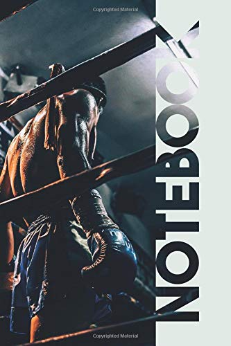 Notebook: Boxeo Excellent Composition Book for Boxing Ring Fighters por Molly Elodie Rose