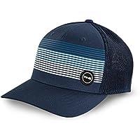 PING Golf Gorras (Fitted Sport Mesh, Navy, L/XL)