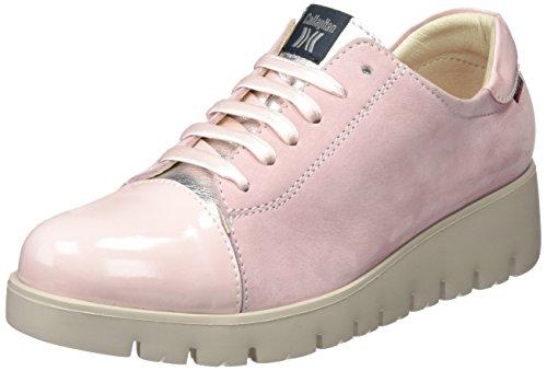 CallagHan Damen 89815 Derby-Schuhe Rosa