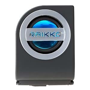 Raikko PUMP Bluetooth mini aktiv Lautsprecher inkl. Akku (3 Watt, micro-USB, 3,5mm Klinke) schwarz