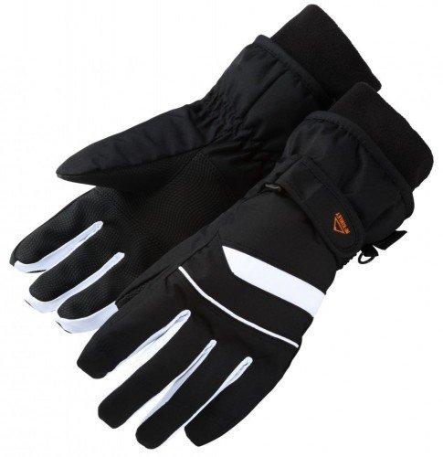 McKINLEY Morgan Kinder Handschuhe, schwarz, 5 -