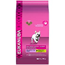 Eukanuba Adult Weight Control Small breed Chicken 1 Kg