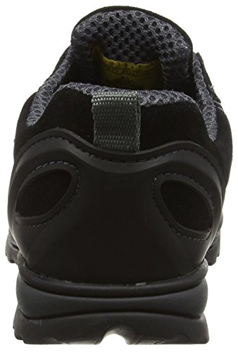 Groundwork Gr86 S, Chaussures de Sécurité Mixte Adulte Noir (Noir/Gris)