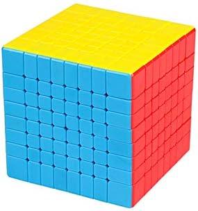 LanLan Magic Cube Puzzles 3D 3D 3D 8x8 Magic Puzzle Cube Twist Puzzle Vitesse Cube Adulte  s Jouet Éducatif Cadeau Jeu de Compétition | Simple D'utilisation  5bcd48