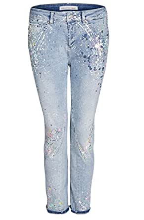 Oui -  Jeans  - Donna blu Light Blue Denim