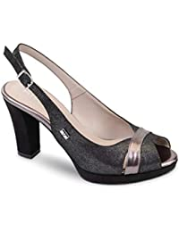 Amazon.it  valleverde - Nero   Scarpe da donna   Scarpe  Scarpe e borse 8334d8b001c
