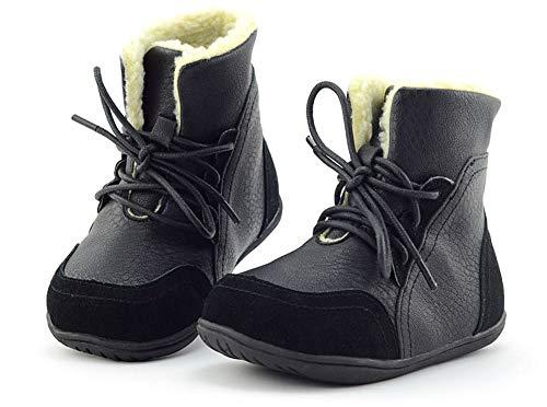 Winterschuhe Kinder Schneestiefel Jungen Winterstiefel Mädchen Stiefeletten Warme Gefüttert Kinderschuhe Sneaker Outdoor Winter Stiefel Wasserdicht für Baby