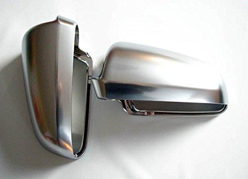 192200902–Alluminio Design Specchio Caps calotte Specchio Set