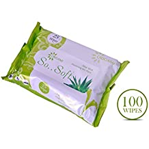 Origami Aloe Vera Wet Wipes -Pack of 25 x 4