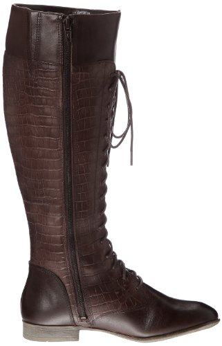 Hush Puppies - Farland 16 Bt, Stivali Donna Marrone (Dark Brown)