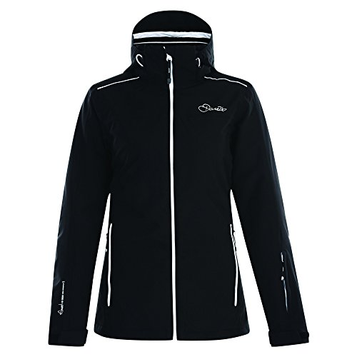 Dare 2B Damen Work Up Skijacke, wasserdicht Schwarz