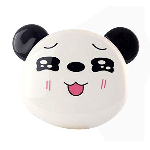 Jaminy Coole Panda 12000mAh tragbare USB externe Akku Ladegerät Power Bank für Telefon (A)