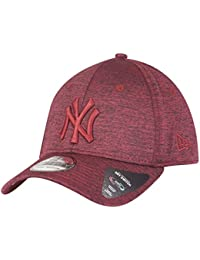 688bc6d6c0b3 New Era - Casquette de Baseball MLB New York Yankees Dry Switch 39Thirty  Adjustable Rouge