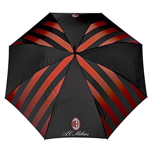 Paraguas Clásico AC Milan Hombre Mujer - Paraguas