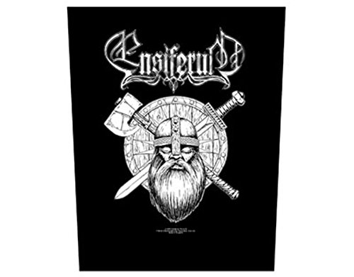 Ensiferum - Sword & Axe - Grande Toppa/Patch