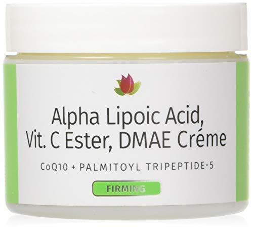 Reviva Alpha Lipoic Acid, Vitamin C Ester, and DMAE Cream 2 oz [Vitamine & Mineralstoffe...
