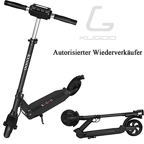 GoZheec KUGOO S1 Patinete Eléctrico Scooter E-Scooter de 350 vatios y 30...