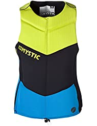 Mystic Drip Side Zip Wakeboard Vest Blue 140335 Size-- - Small