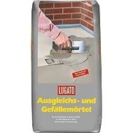 Lugato Ausgleichs- und Gefällemörtel 25 kg