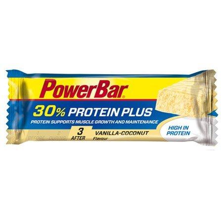 POWER BAR Protein Plus Riegel - Car-Vanilla-Crisp (Powerbar Vanille Crisp)