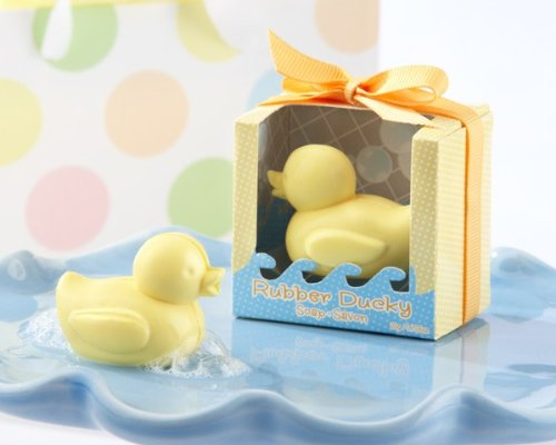 Rubber Ducky Soap - Total 48 sets