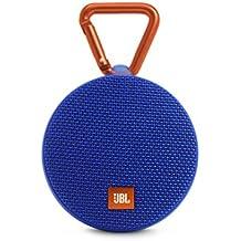 JBL Clip 2 Système audio portable avec fonction Bluetooth, bleu