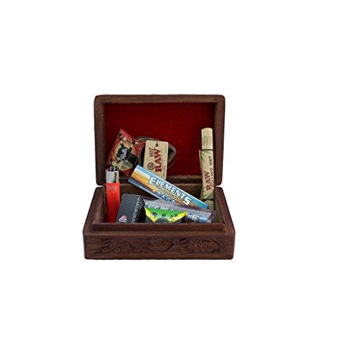 Kiffer Set 9tlg / Geschenkset für Raucher / All in One Set