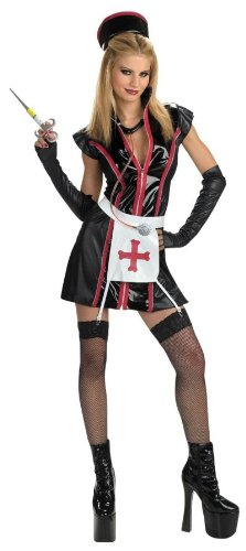 Import Kostüme Teen Naughty Nurse costume-teen (7-8) (Scary Kostüm Teens)