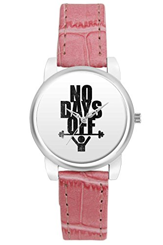 Women's Watch, BigOwl No Days Off Designer Analog Wrist Watch For Women - Gifts for her dials