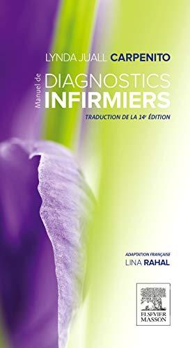 Manuel de diagnostics infirmiers: 14º édition par Lynda Juall Carpenito-Moyet