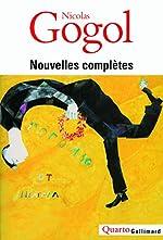 Nouvelles complètes de Nicolas Gogol