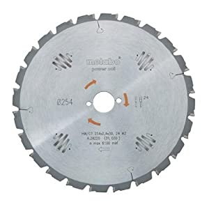 Metabo 628020000 450 x 3032 FZ/FA HW/CT Circular Saw Blade