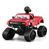 ShiningLove Toy Four-Wheel Drive Climbing Pickup Truck with Navigation Camera Off-Road Remote Control
