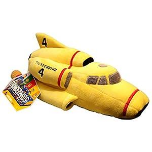 Alta resolución diseño Thunderbirds Are Go-Thunderbird versión 4de Peluche (tamaño Grande)