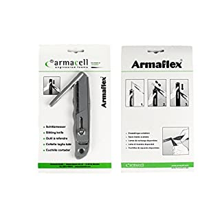 Armacell Schlitzmesser, ideal zum Schlitzen von Kautschuk