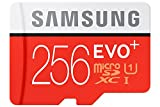 Best Samsung Ultra HD TVs - Samsung EVO Plus Micro SDXC Memory Card 256GB Review
