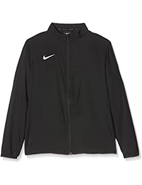 Nike Y Team Performance Shield Jkt, Chaqueta para Niños, Negro, M