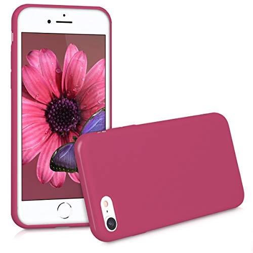 2abe2f72561 kwmobile Funda para Apple iPhone 7/8 - Carcasa para móvil en [TPU ...