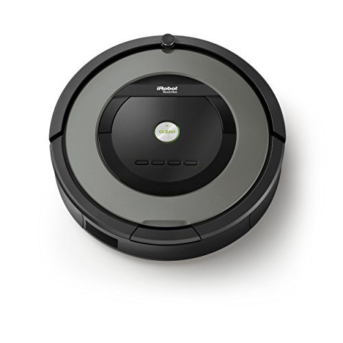 IRobot Roomba 865 Saugroboter (hohe Reinigungsleistung,...