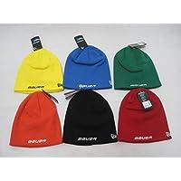 BAUER Knit Toque Mütze, Farbe:schwarz