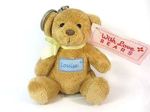 RUSS With Love Bear - LOUISE Bear Keyring for sale  Delivered anywhere in UK