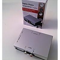Multimedia ERAY - Preamplificador Phono-Stereo, bajo nivel de ruido con preamplificador RIAA-desagregar pre-amplificador
