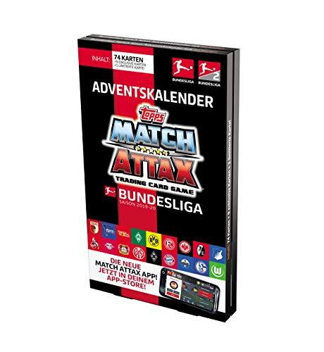Bundesliga Match Attax 2019/20 Adventskalender