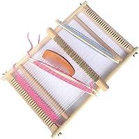 gaeruite, Kit de Telar de Madera, máquina de Hilado a Mano para mobiliarios de